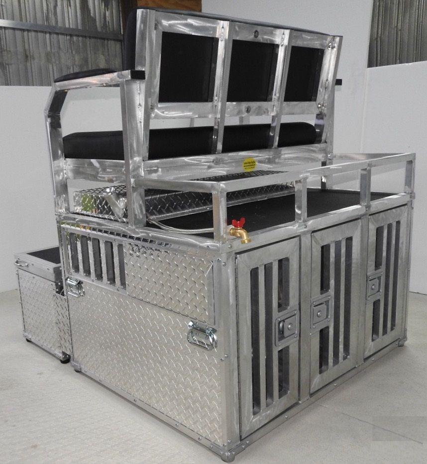 Atv Dog Box Bluetickbeagle Dog Box For Truck Hog Dog Dog Cages