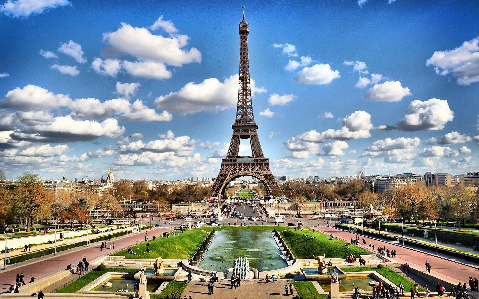 Eiffel Tower Paris Hd Wallpaper 1080p Paris Travel Eiffel Tower Paris Full hd eiffel tower wallpaper hd 1080p