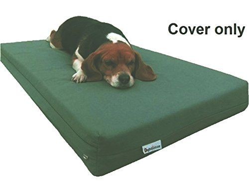 Dogbed4less Heavy Duty Olive Green Canvas Duvet Pet Dog Bed Cover Small Medium Large To Xl Jumbo 5 Size Waterproof Dog Bed Memory Foam Dog Bed Dog Bed Large