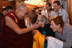 Media hypocrisy now targetting smear campaign at the Dalai Lama.