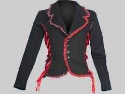 Oblivion style jacket :)