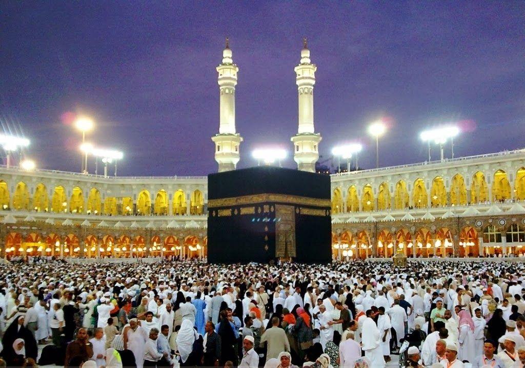 Masjid Al haram Doa, Mekkah, dan Tours