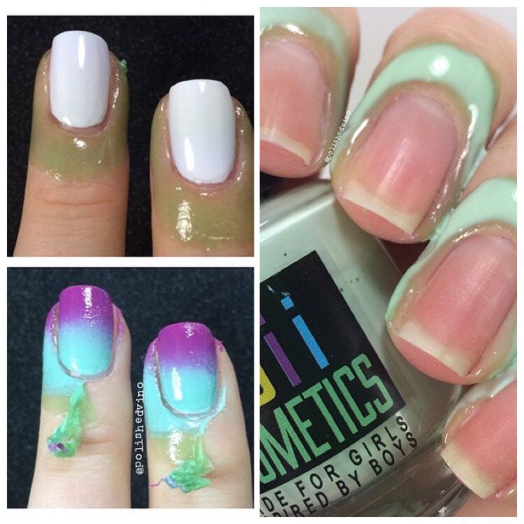 Liquid Latex Nail Tape L Off Barrier Ammonia Free Boii Polish By
