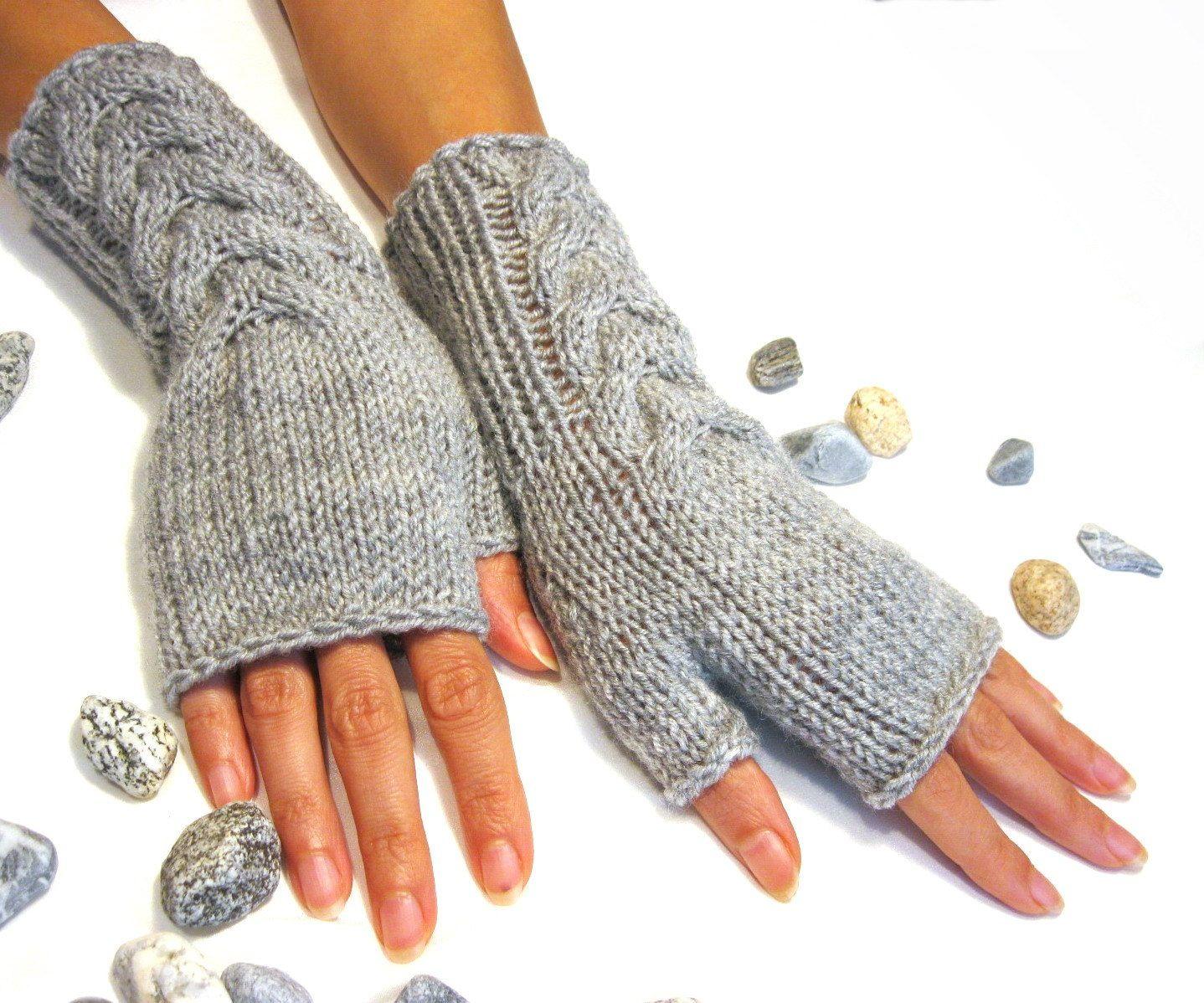 Fingerless gloves | βελόνες | Pinterest | Feliz