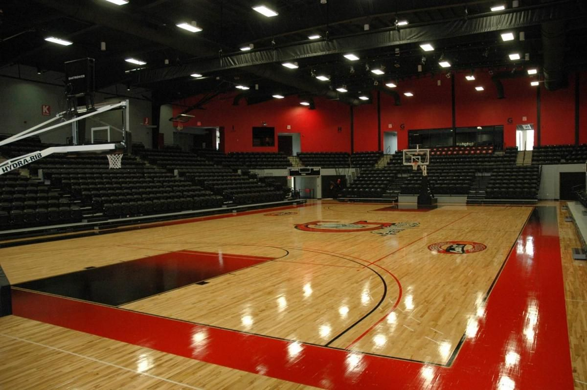 Indoor Basketball Court Building Tips For Your Home Basketball Basketball Tips Indoor Basketball