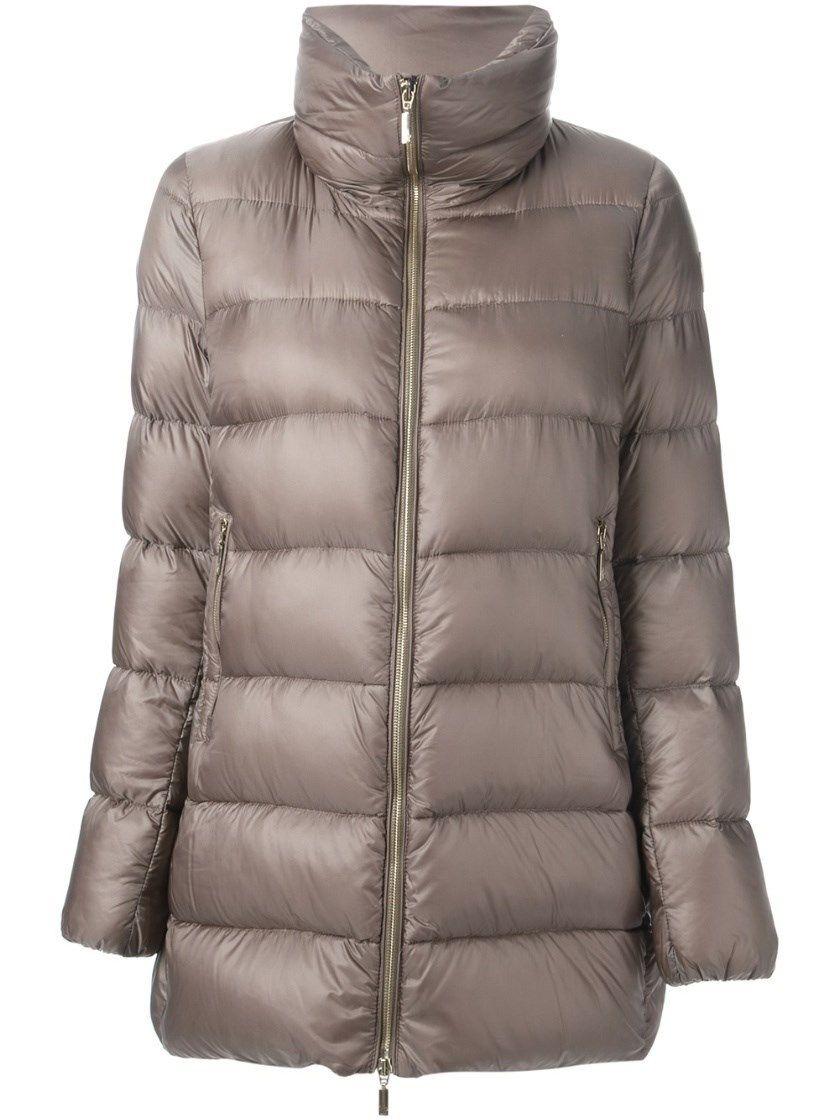 MONCLER Down Jackets MONCLER Womens down coat TORCY beige series TORTORA