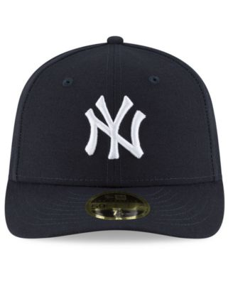 check out 032c7 7cec3 New Era New York Yankees Jackie Robinson Day Low Profile 59FIFTY Fitted Cap  - Blue 7 1 4