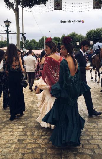 Pin de Alexia Olivares en Flamenco en 2019   Trajes de