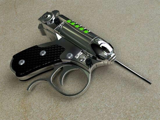 Pin On Ray Guns