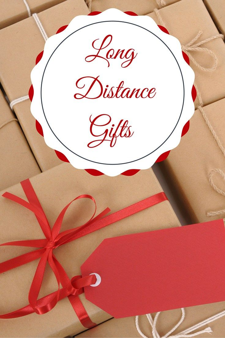 Long Distance Gifts