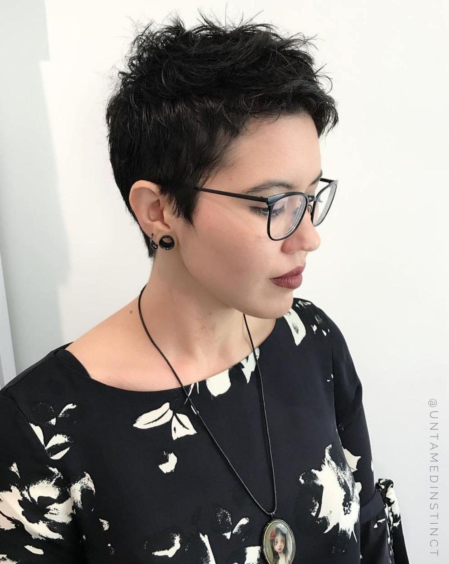 60 Cute Short Pixie Haircuts Femininity And Practicality Pixie