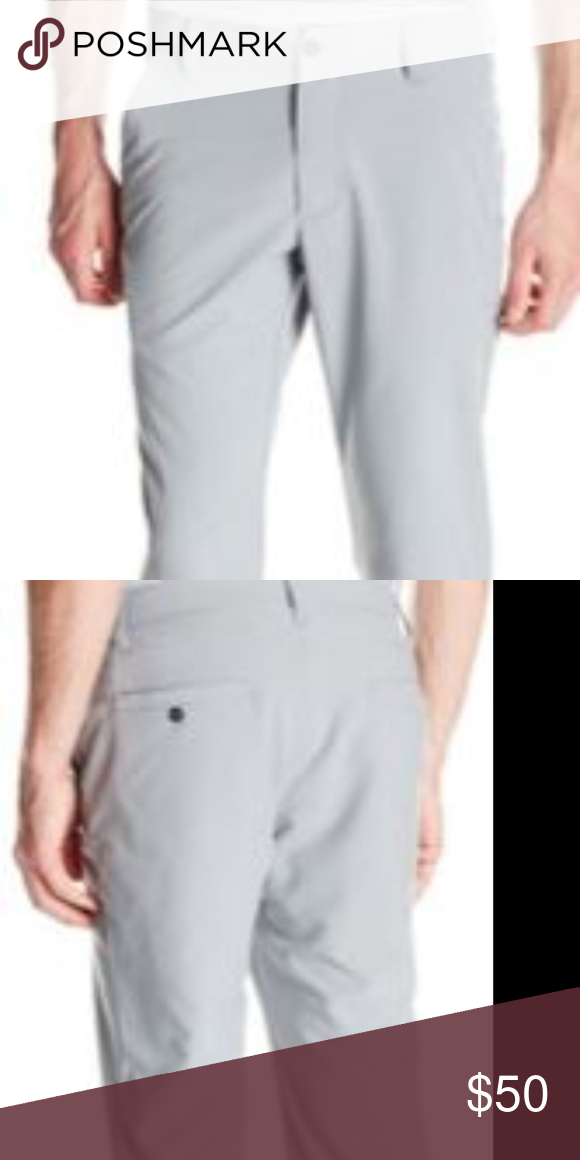 6aa7073cc918 Under Armour Mens UA Match Play Vented Golf Pants NWT Under Armour Mens UA  Match Play