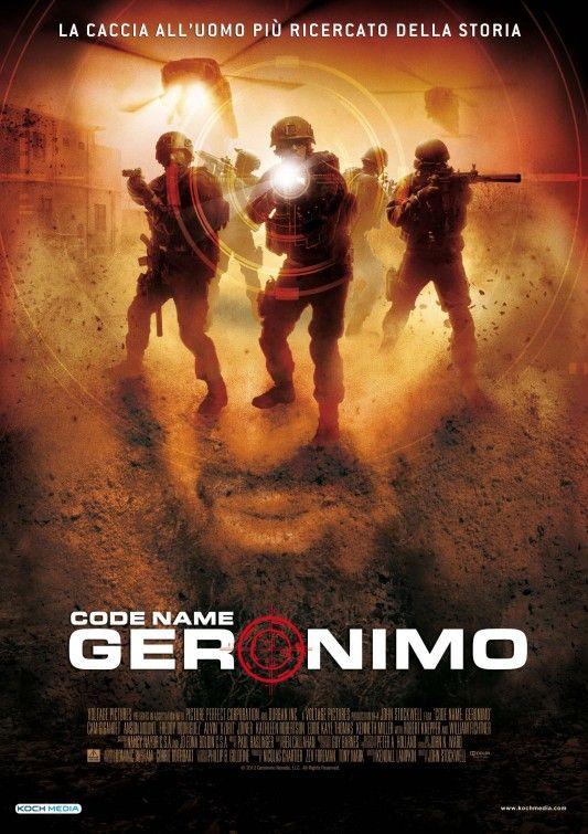 Code Name Geronimo Stream