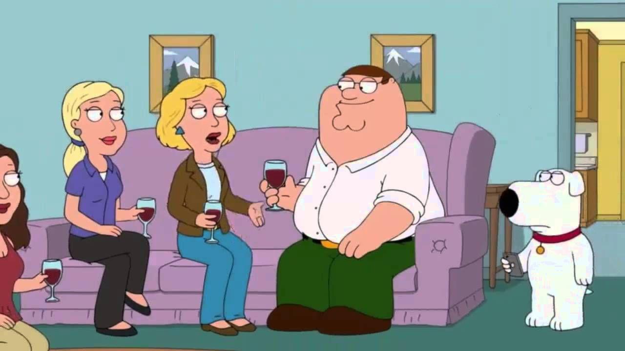 Family Guy Season 13 Episode 16 Roasted Guy Family guy