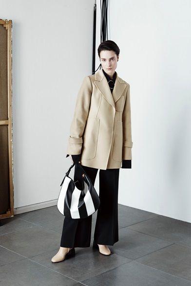 Sfilata Sportmax New York - Pre-Collezioni Autunno-Inverno 2016-17 - Vogue