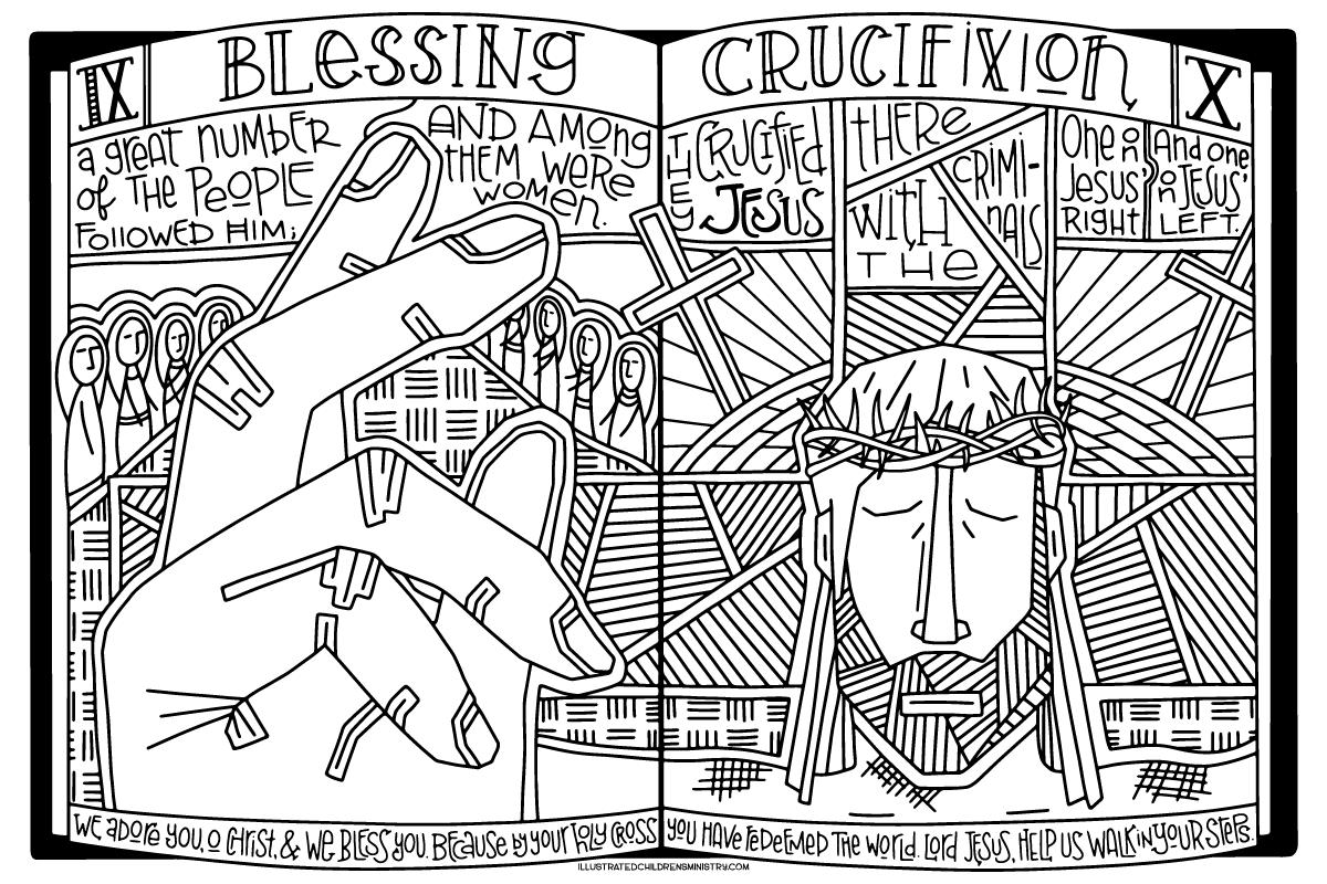 Lenten Journey Worksheet