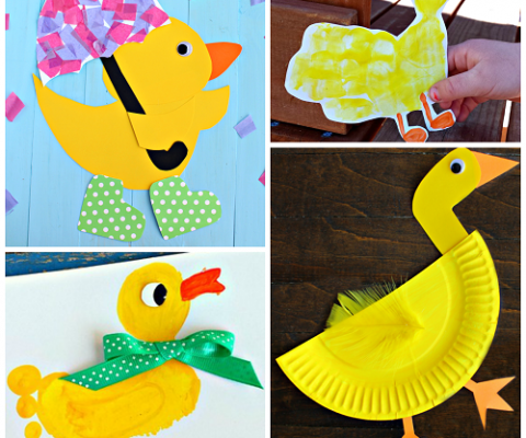 Here are some fun duck crafts for kids to make! Find paper plate handprint footprint and more art projects!  sc 1 st  Pinterest & Egg Carton Peg Doll Ballerinas | Duck crafts Egg cartons and Ballerina
