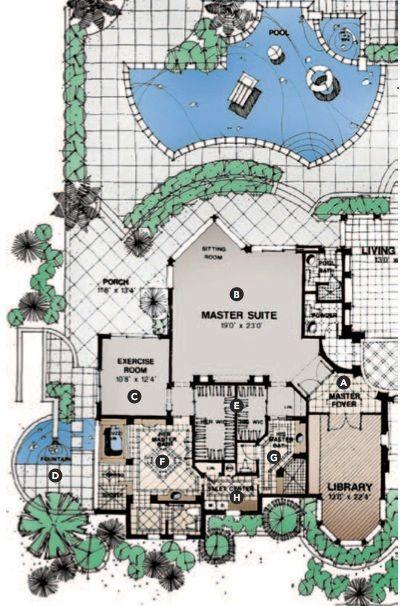 5 Master Suite Design Concepts Master Bedroom Plans Bathroom Floor Plans Master Bathroom Layout