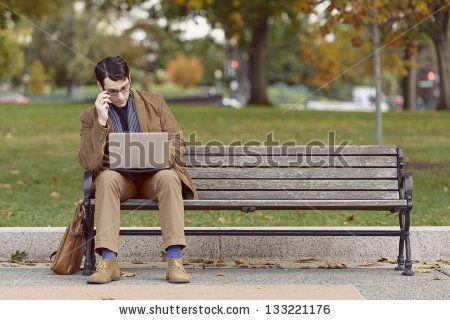 Man Sitting On Park Bench Google Search Senior Portrait Poses Park Bench Park