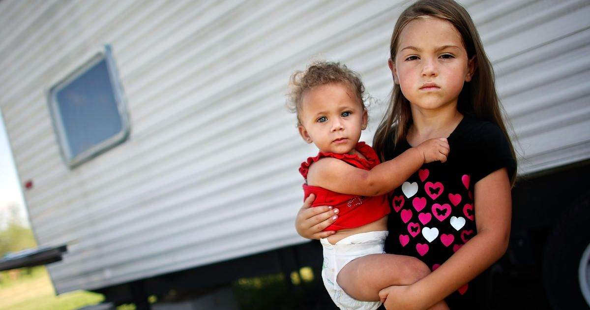 is child poverty increasing