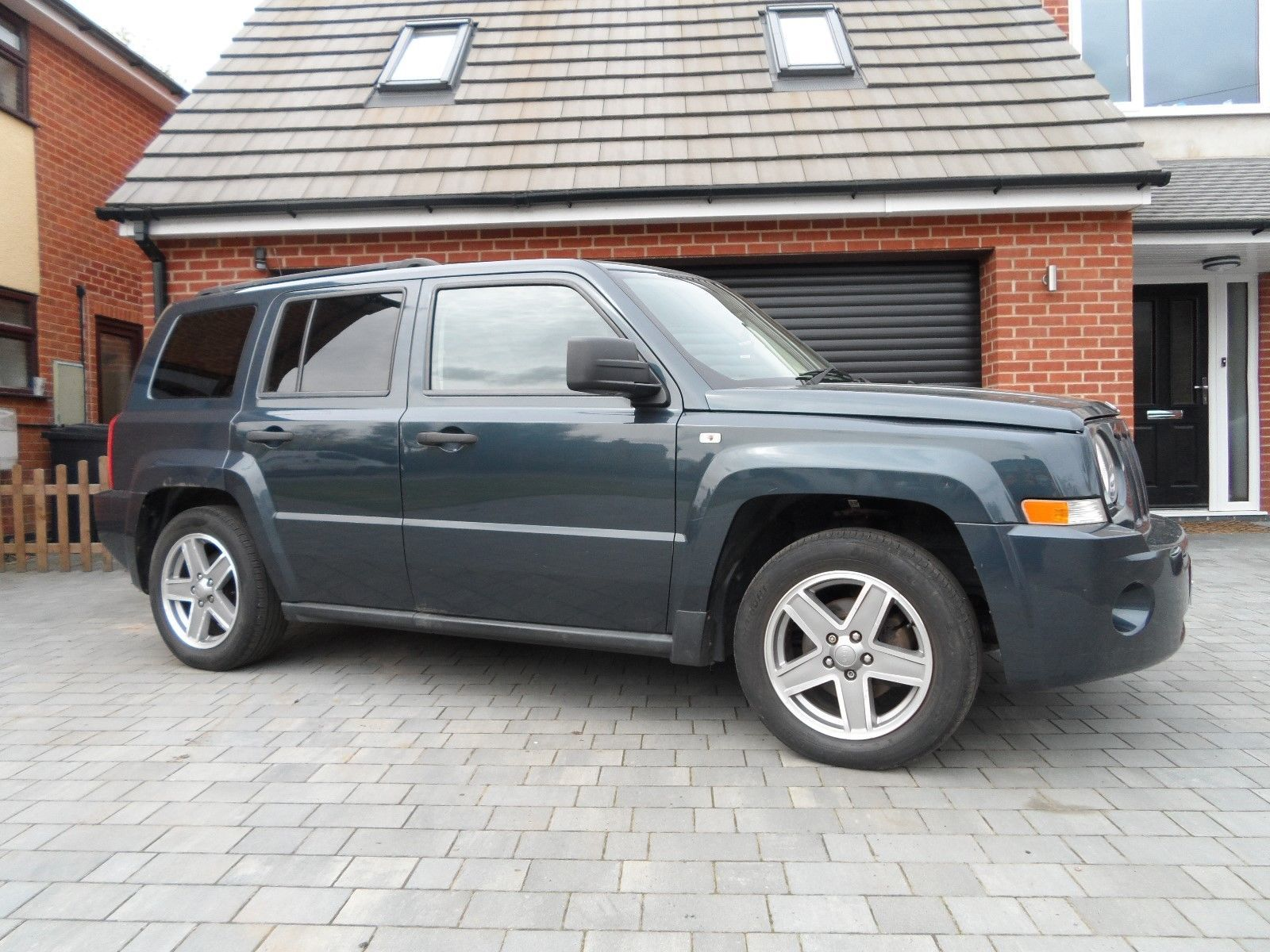 2008 JEEP PATROIT SPORT 2.0 CDR DIESEL 4WD 5 DOOR MANUAL 1 OWNER TOW BAR
