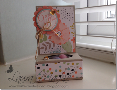Stampin Uptreat Card With Instructions Stampin Up Ideas