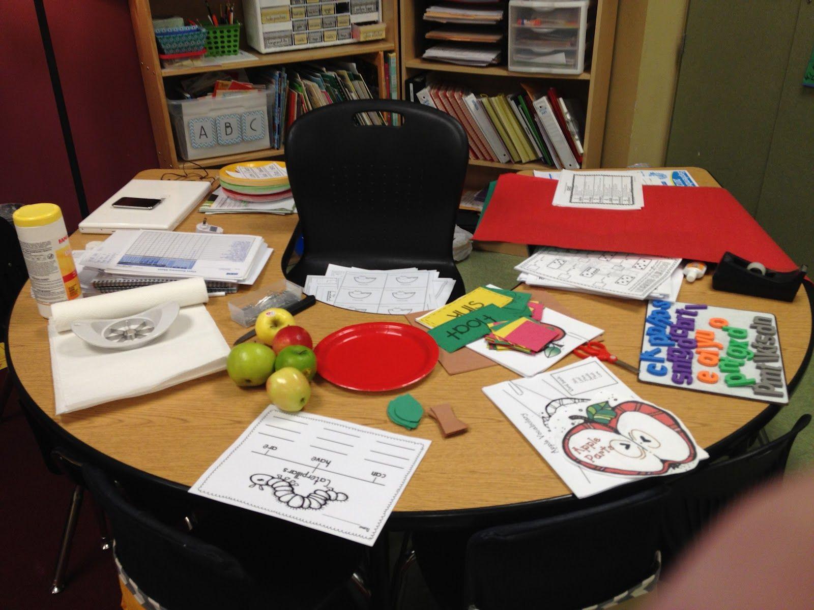 Tunstall's Teaching Tidbits: Word Work, Apples, and Caterpillars...