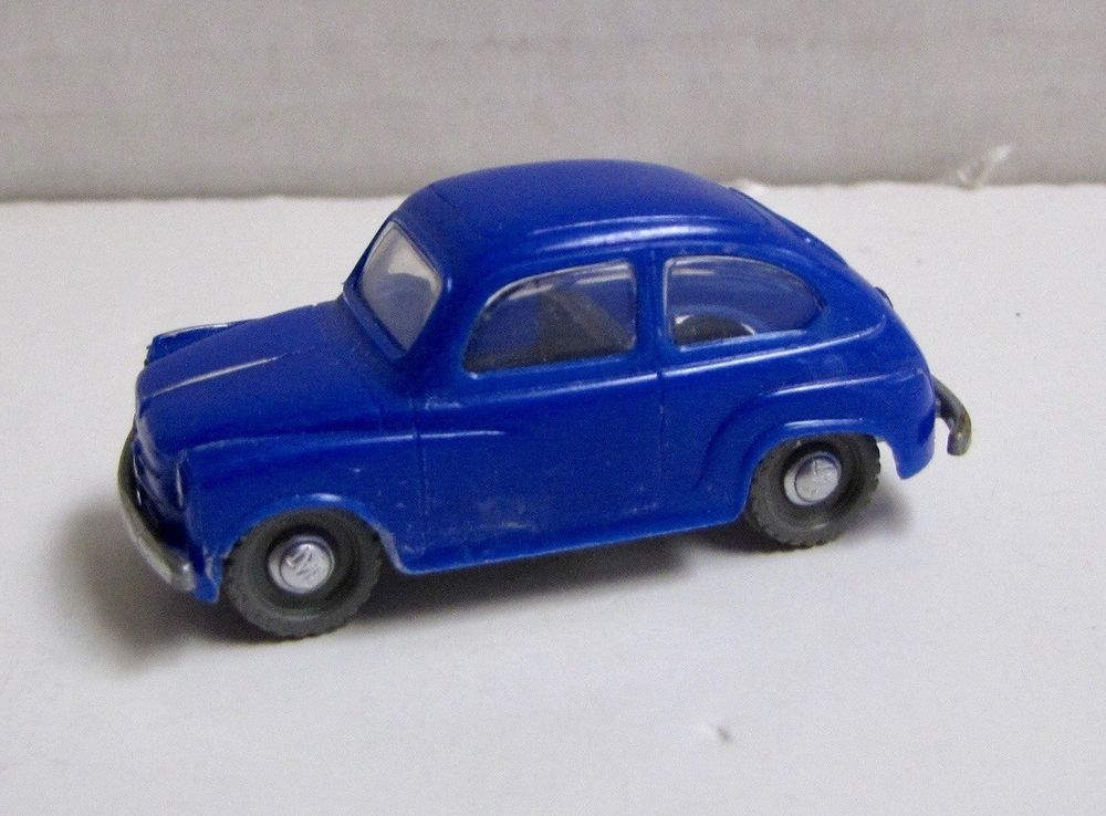 bubble Vintage plastic car model