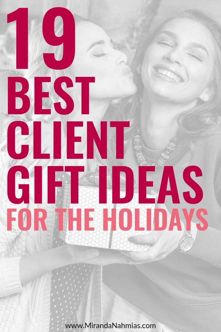 19 best client gift ideas for the holidays under 30