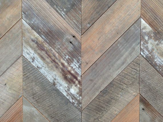 Reclaimed Barn Wood Chevron Wall Art On Etsy 50 00