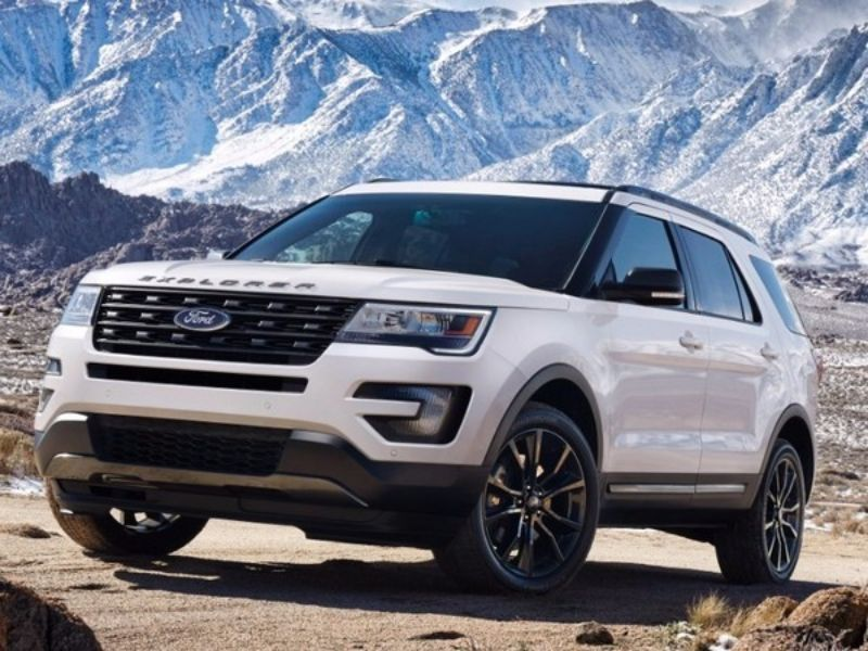 2018 Ford Explorer XLT Redesign and Price Ford explorer