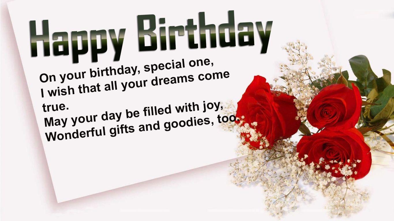 Birthday greeting birthday wishes for lover birthday