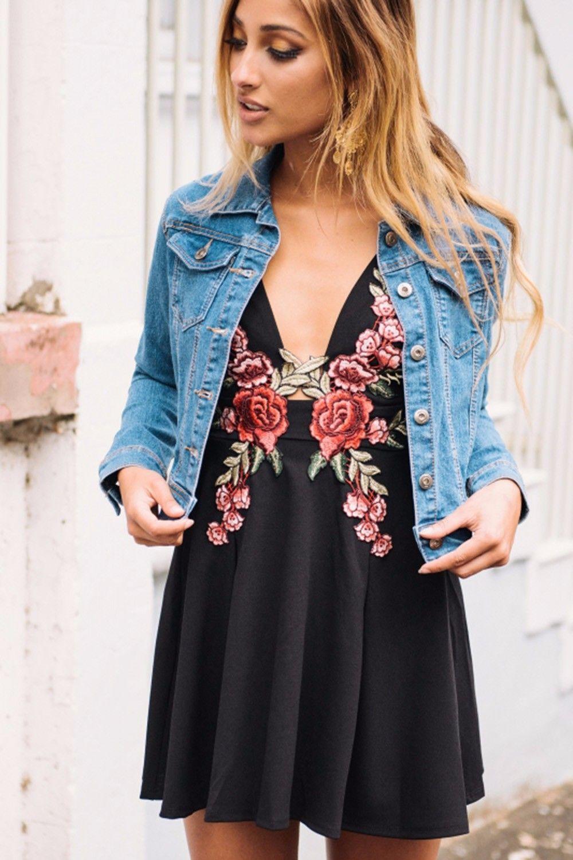 Summer Dress Women Sleeveless Floral JKP205 in 2020