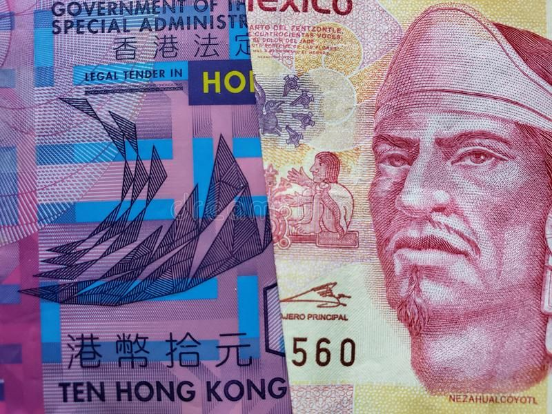 Approach To Hong Kong Banknote Of Ten Dollars And Mexican Banknote Of 100 Pesos Sponsored Dollars Ten Mexican H Bank Notes Ten Best Resume Template