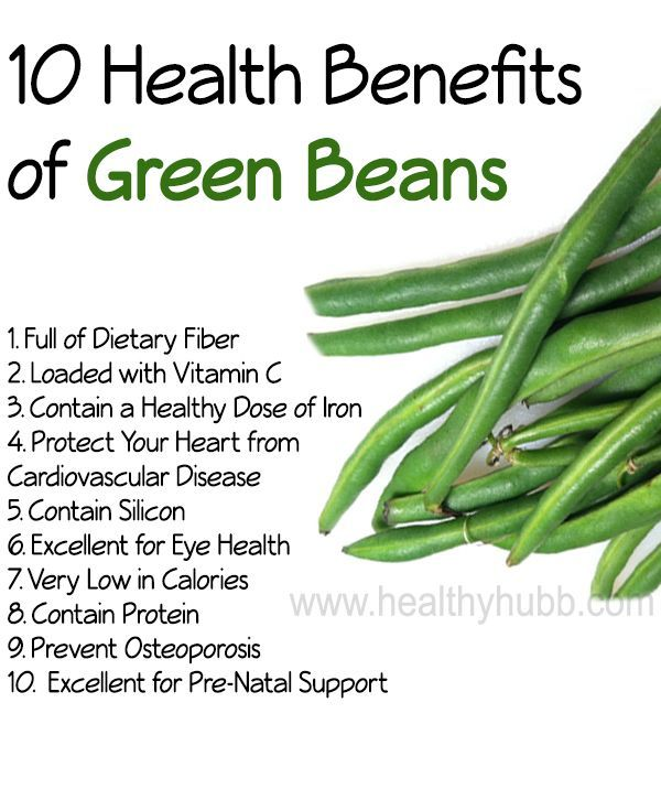 10 Health Benefits of Green Beans (5 WILL SURPRISE YOU)  Healthy Hubb is part of Green beans benefits -  Green beans, also known as snap peas and string beans are a healthy addition to any diet as they contain abundant health benefits which impact your entire body  They are full of vitamins, minerals, fiber and water, as well antioxidants, flavonoids and flavor  Best served steamed, they can also be eaten raw or added to your favorite dish    Here are 10 health benefits that green beans offer you 1  They are Full of Dietary Fiber Green beans are crunchy and chewy and full of dietary fiber, offering up to 13% of your daily fiber requirement in just one cup