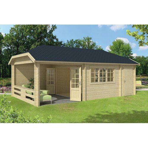 Photo of Freeport Park 750 cm x 420 cm garden house Gosford | Wayfair.de