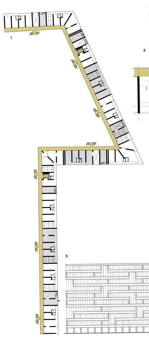 Floor Plan Gifu Contemporary Apartment