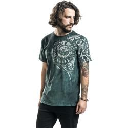 Outer Vision Burned Tattoo T-Shirt