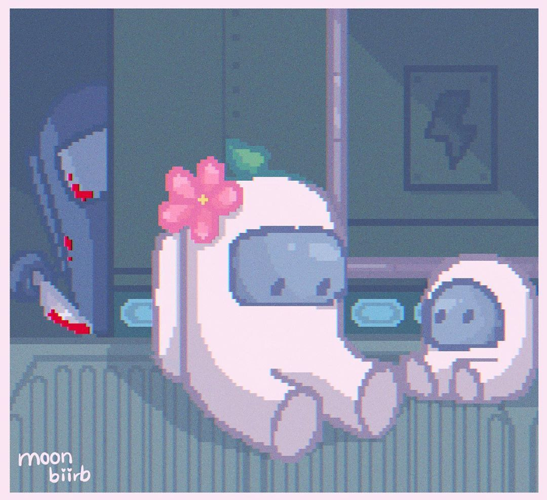 Pin By Water Tree On Videojuegos In 2020 Really Funny Memes Cute Art Aesthetic Anime