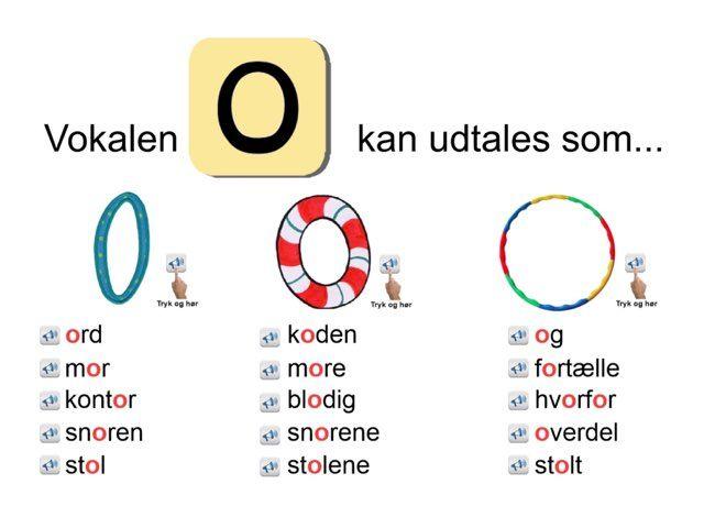 dansk udtale