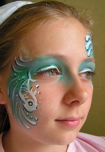 Pin On Face Paint Ideas
