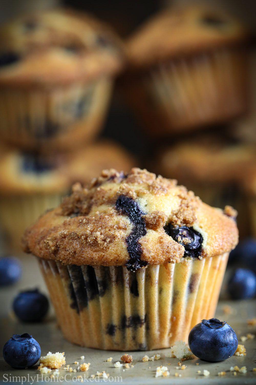 Best blueberry muffins recipe video muffin recipes