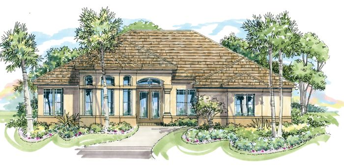 Our Award Winning Designs Have Exquisite Detail And Stucco