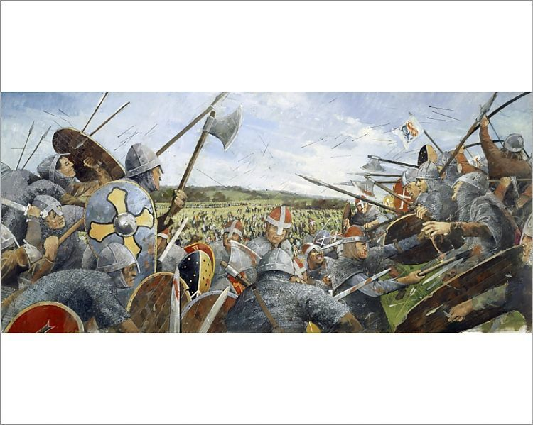 Photograph-Battle of Hastings J960036-10