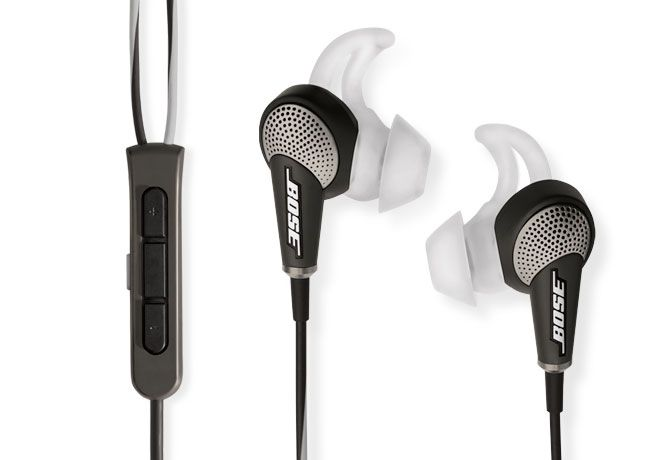 QuietComfort® 20i Acoustic Noise Cancelling® Headphones - die ultimative Lösung für Vielflieger!