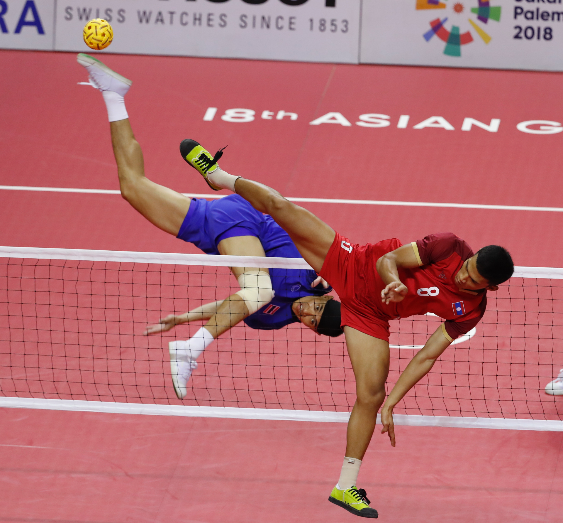 Thais Digging In To Keep An Asian Game At The Asian Games Asian Games News Games