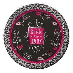 Bridal Bash Party Pack (8)