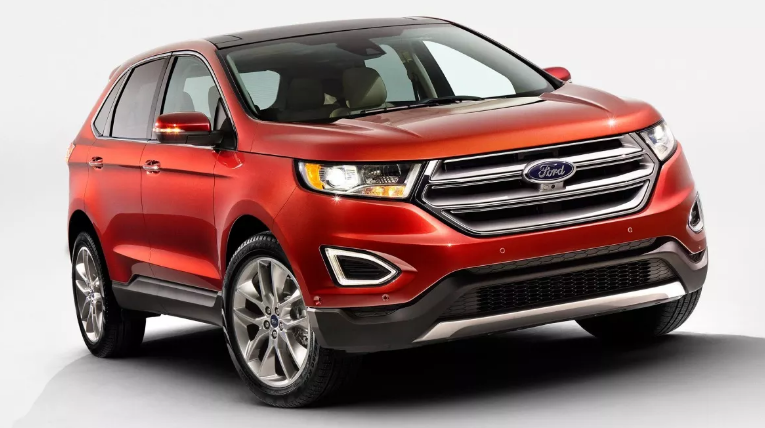 Ford  C B  Ford Edge Owners Manual