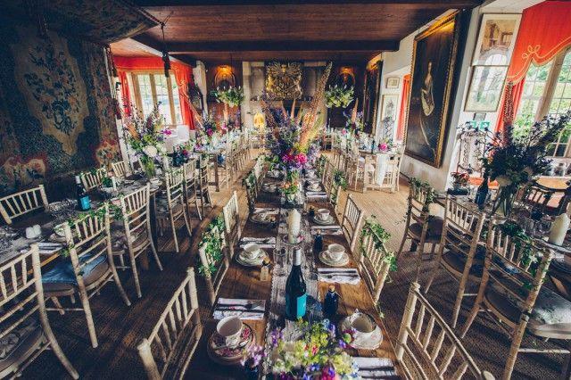 quirky alice in wonderland wedding (41)