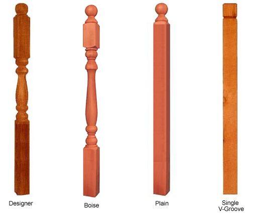Best Newel Post Ideas Stair Newel Post Porch Posts Cedar 400 x 300